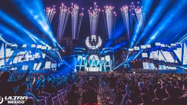 Ultra Music Festival Mexico