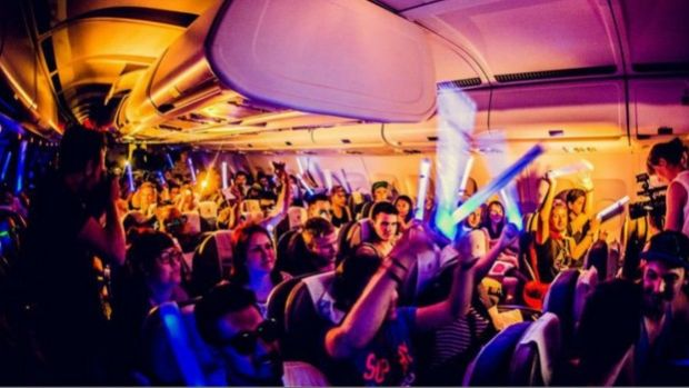 Airplane Rave