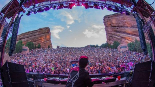 Global Dance Red Rocks