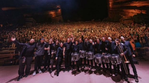 ODESZA Red Rocks