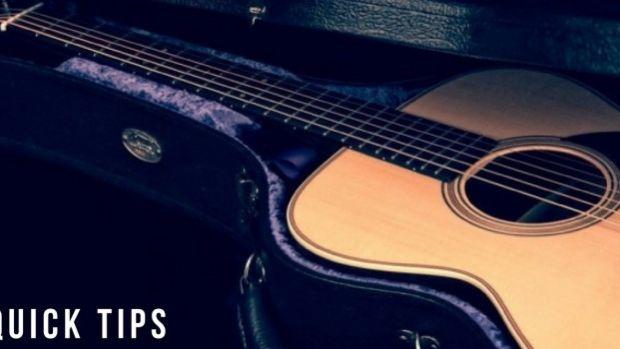 Guitar Quick Tips