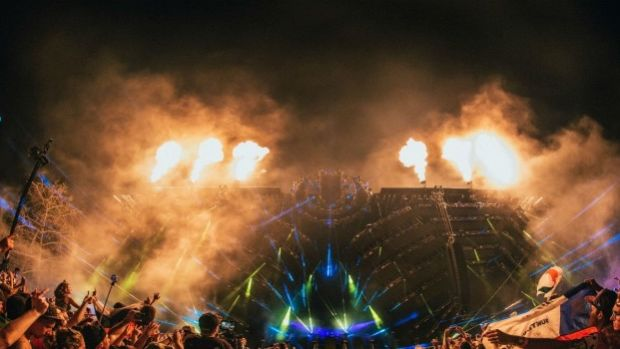 Ultra Music Festival Main Stage