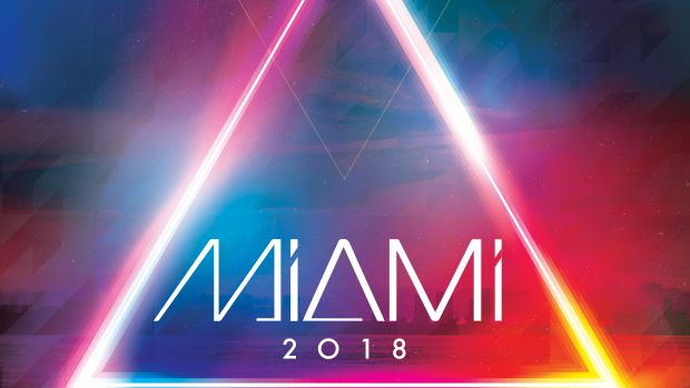 Miami 2018 Cr2 Records Full Album Cover