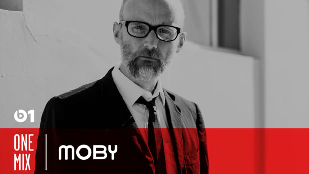 Moby - Beats 1 One Mix