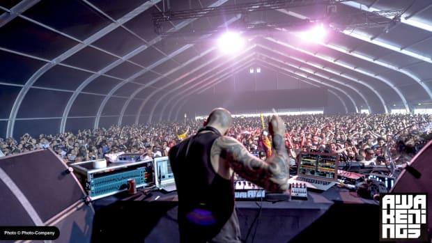 Awakenings Festival: DJ Crowd Photo