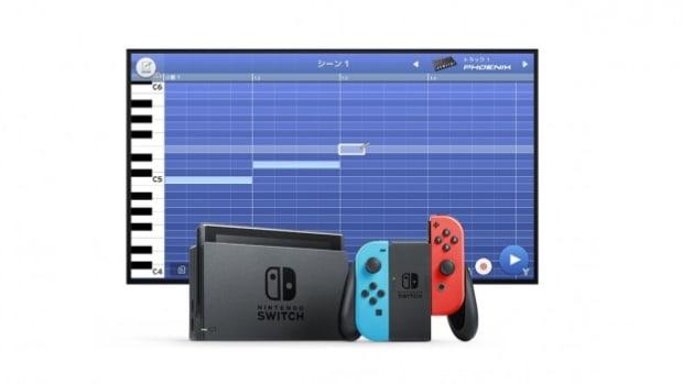 Nintendo Switch Korg