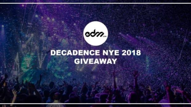 Decadence NYE 2018 Giveaway