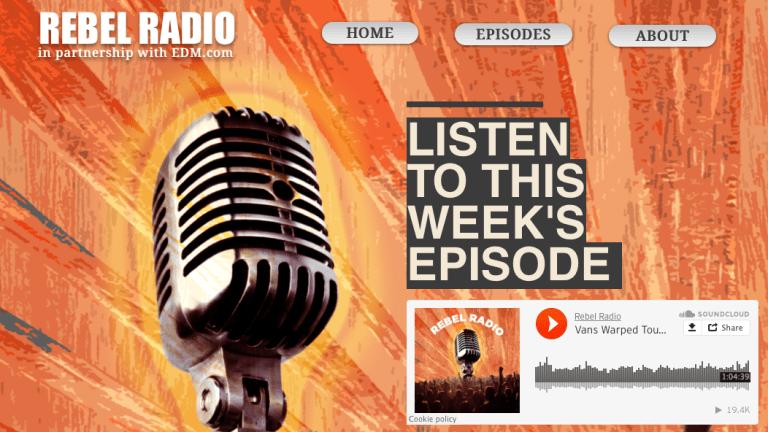 Rebel Radio: Inside Creativity and Entrepreneurship