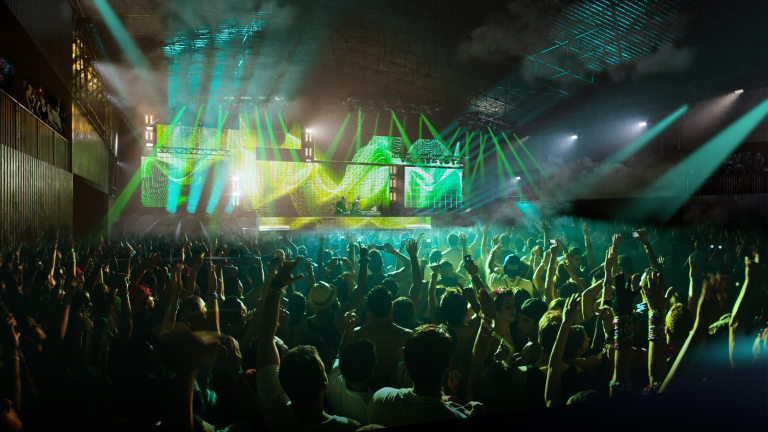 Creamfields Unleashes New Arena: Generator
