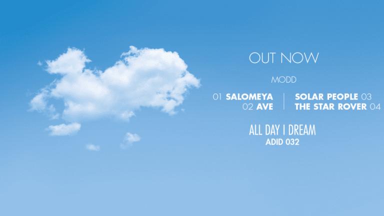 Modd Releases 'Salomeya' EP
