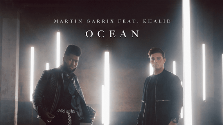 "Martin Garrix and Khalid Finally Release their Highly Anticipated Collaboration ""Ocean"""