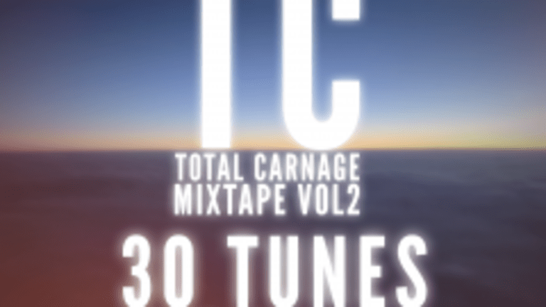 TC Releases 30 Tracks in 30 days via Total Carnage Mixtape Vol02