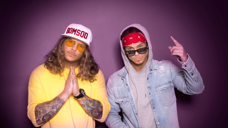 Pop Culture & Meme Remix Kings Bombs Away Release Debut Album 'Fragments' on Central Station Records [Interview]