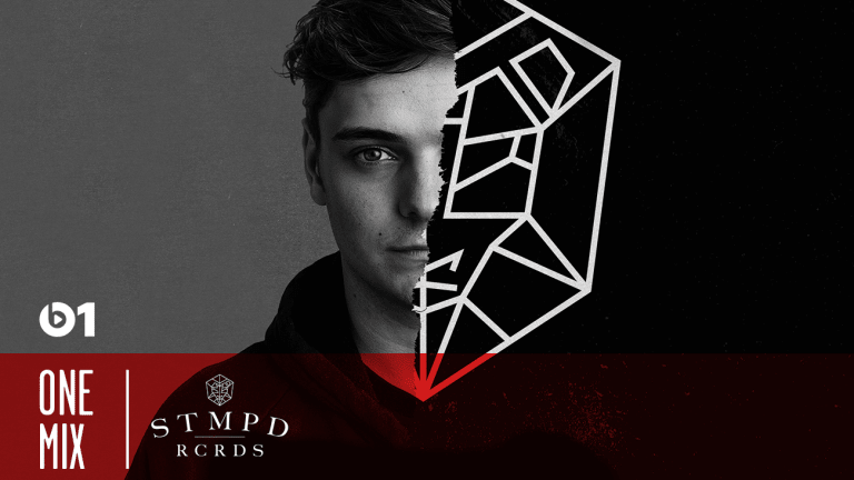 Martin Garrix Has An Exclusive STMPD RCRDS Mix For Apple Music