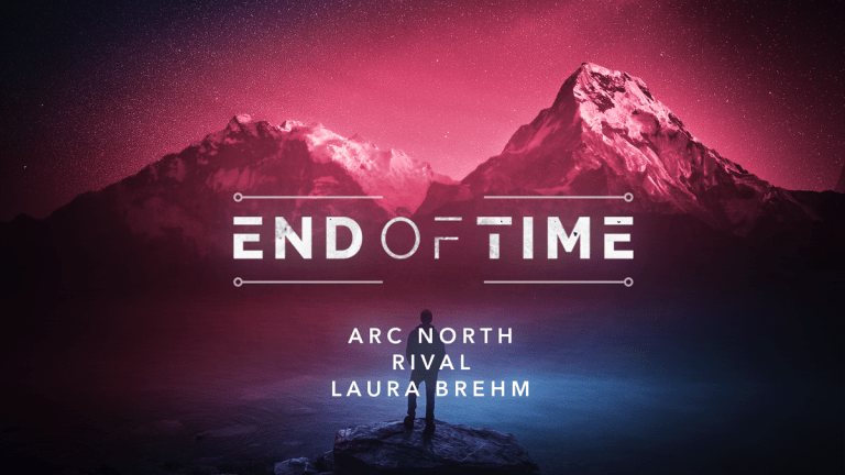 "Rival Teams Up With Laura Brehm & Arc North For ""End Of Time"""