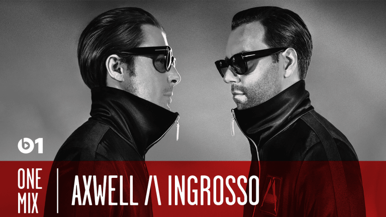 Axwell Λ Ingrosso Talk All Things Music Ahead Of Their Beats 1 One Mix
