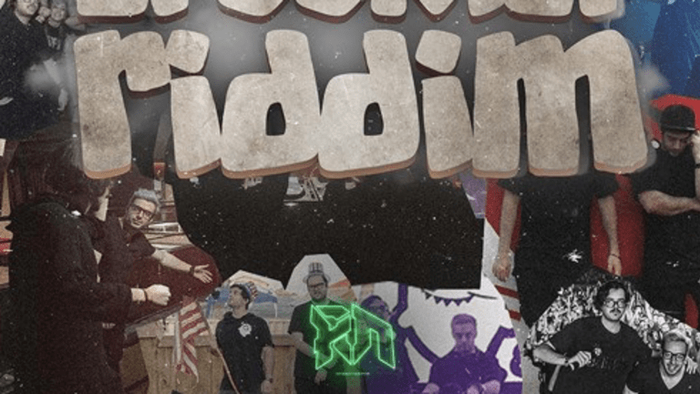 Hi I'm Ghost Releases Spookier Riddim [Premiere]