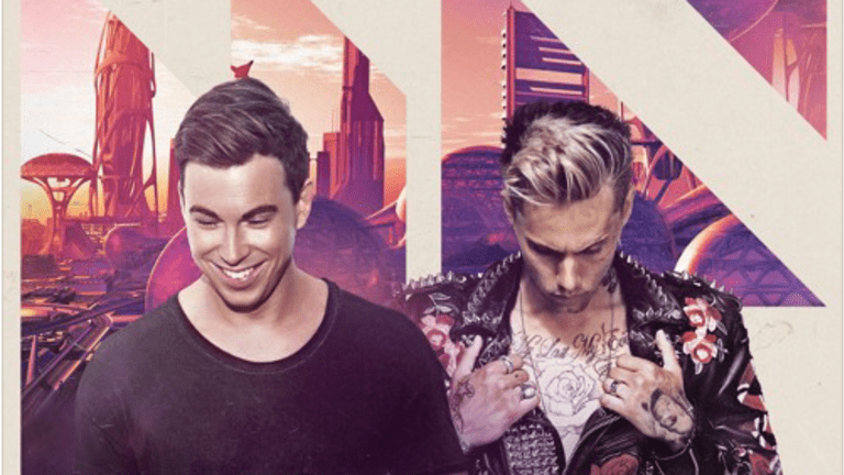 "Hardwell & KAAZE Reunite For New Single ""This Is Love"" Feat. Loren Allred [Listen]"