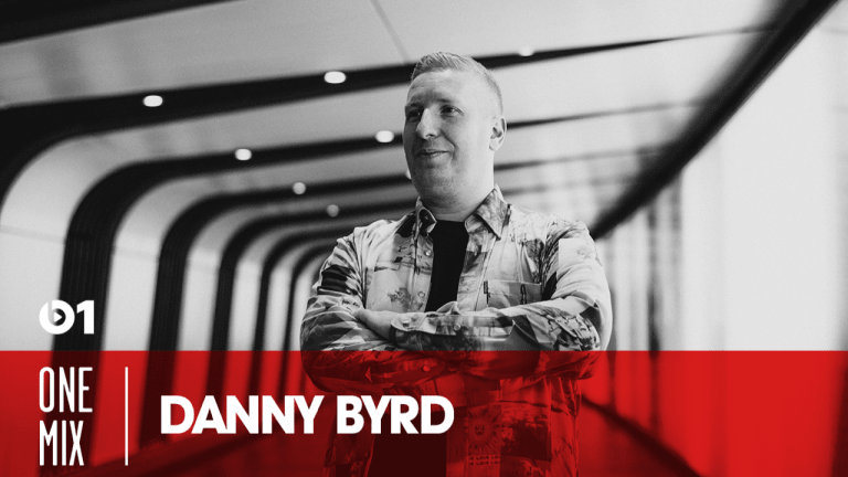 Danny Byrd Celebrates Atomic Funk LP On Beats 1 One Mix