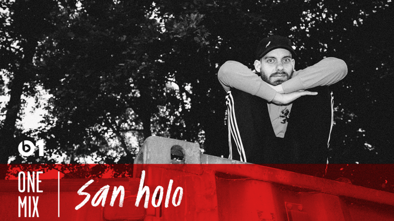 Hear Standouts From San Holo's album1 As He Heads To Beats 1 One Mix