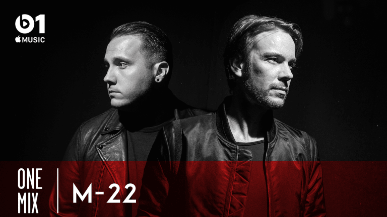 An Hour of House Music from British-German Duo M-22 on Beats 1 One Mix [Interview]