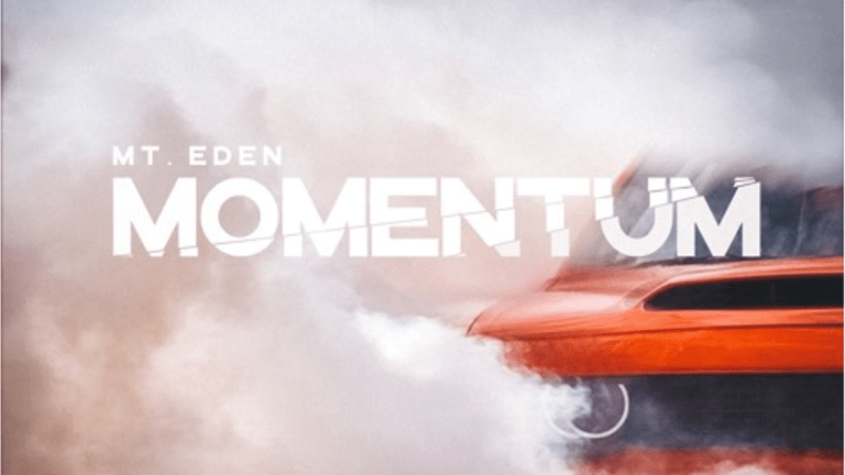 "Mt. Eden Returns from Hiatus with New Single ""Momentum"""