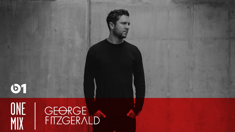 George Fitzgerald Has An Exclusive Mix For Beats 1 One Mix This Weekend