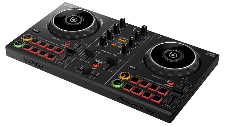 Pioneer Releases Entry-Level DDJ-200 with Streaming Service Music Control via Smartphone