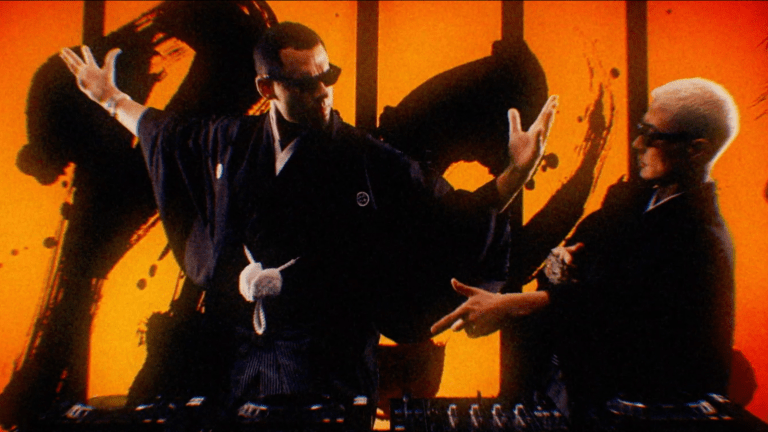 """Watch Afrojack Flex His Samurai Skills in PKCZ® and CL's """"Cut It Up"""" Music Video"""