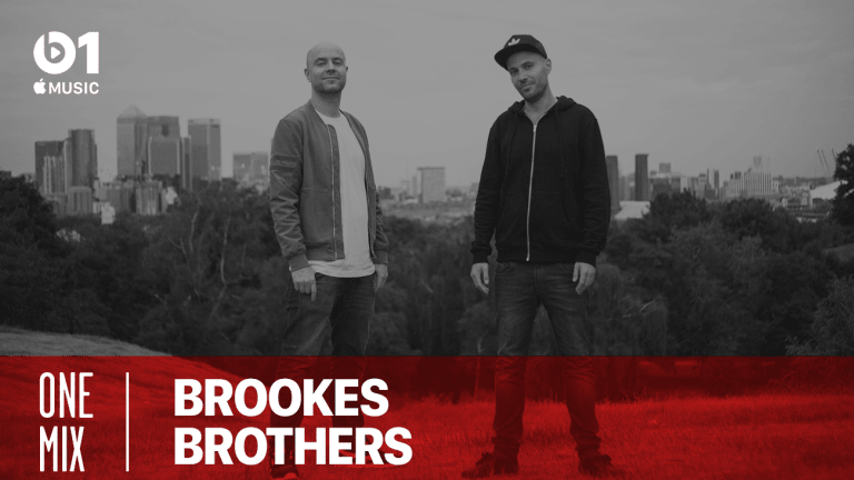 Brookes Brothers Bring Drum and Bass To Beats 1 One Mix [INTERVIEW]