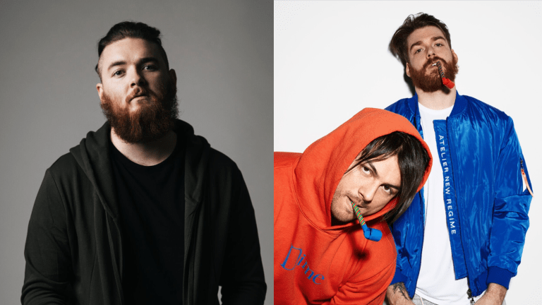 "Adventure Club and QUIX Release ""Life Long After Death"" ft. badXchannels"