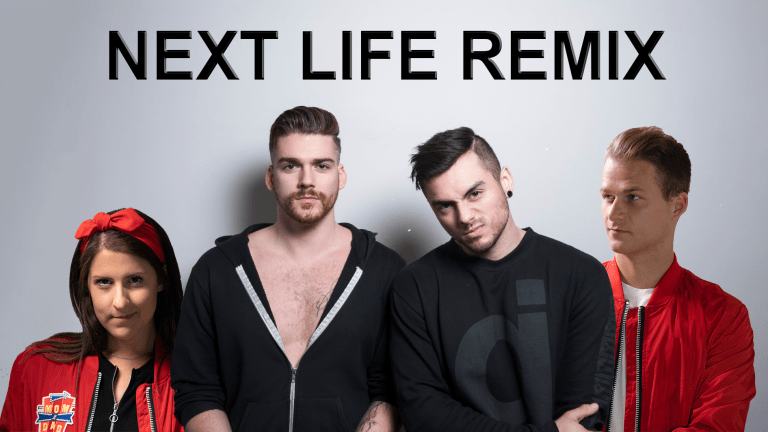 What Do You Get When Mom N Dad Remix Adventure Club, Crankdat & Krewella?