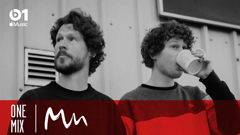 Experimental Electronic Duo Model Man On Beats 1 One Mix [INTERVIEW]