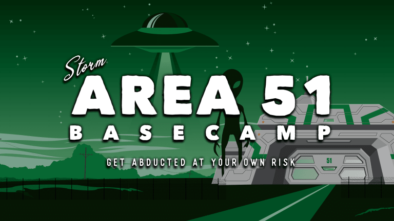 Legendary DJ Paul Oakenfold to Play Storm Area 51 Basecamp Event