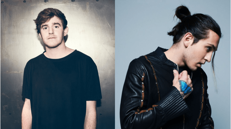 "NGHTMRE and Grabbitz Drop Melodic Bass Single ""Bruises"""