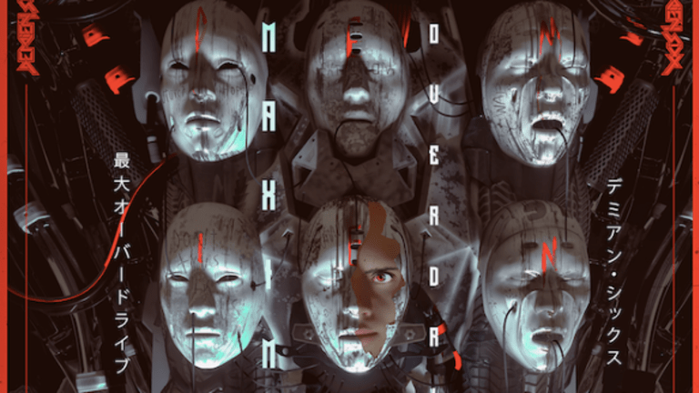 Demien Sixx Shocks the Senses in Bass-Heavy Album, Maximum Overdrive