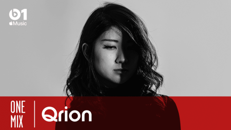 Qrion on Beats 1 One Mix [Interview]