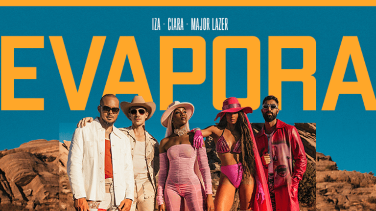 "Major Lazer Teams Up with IZA and Ciara for New Track, ""Evapora"""