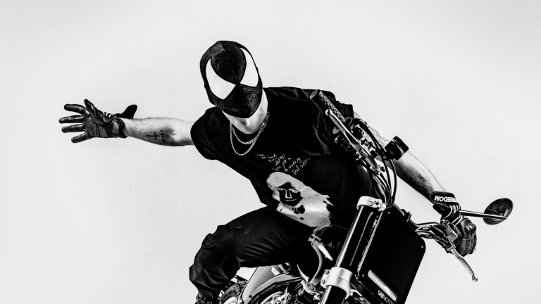 The Bloody Beetroots Team Up with Dab Motors to Release a Line of Limited Edition Motorcycles