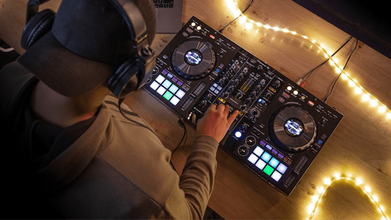 Pioneer DJ Welcomes the Next Generation of DJs with Their Latest Controllers