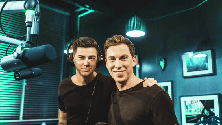 "Hardwell Reunites with Suyano on ""Go To War"""