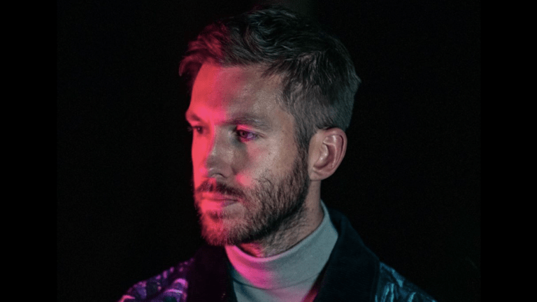 "Calvin Harris Surprises Fans with House Track, ""Peace Love Happiness v3"""