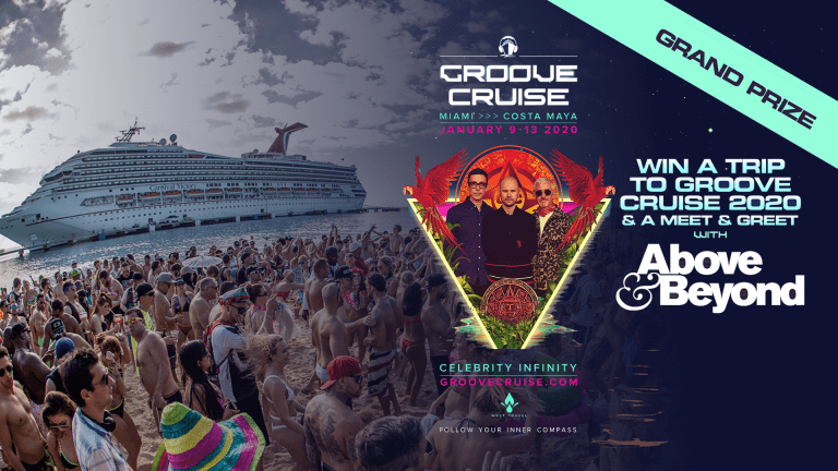 Win a Free Cruise and the Chance to Meet Above & Beyond