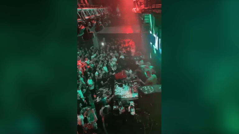 Clubgoer Disrupts Nic Fanciulli DJ Set, Forcefully Removes Mixer