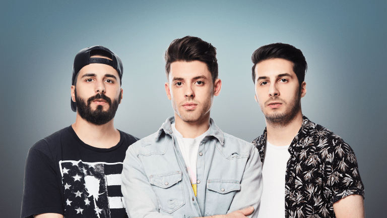 Cash Cash Talk Creative Process, P!nk Collab and More [Interview]