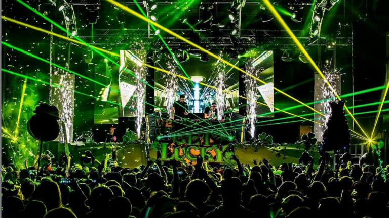 Salt Lake City's Get Lucky Festival Enlists FISHER, Malaa and Dillon Francis for 2020 Lineup