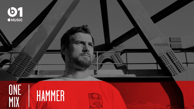 An Hour of Downbeat Electronica with Hammer on Beats 1 One Mix [INTERVIEW]