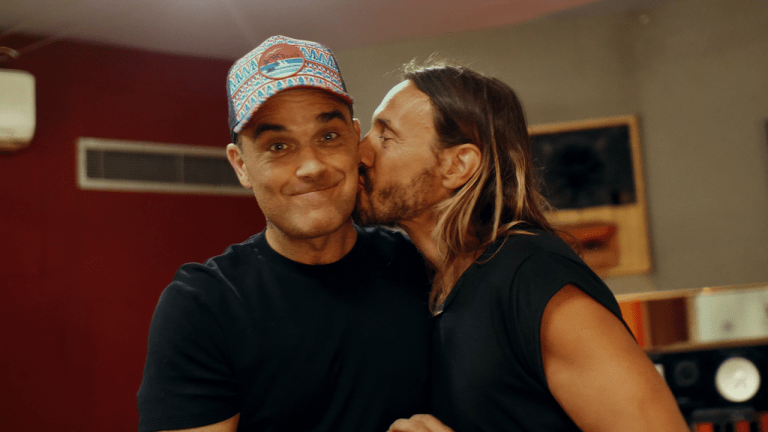"Bob Sinclar Releases Soulful ""Electrico Romantico"" ft. Robbie Williams"