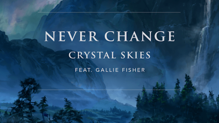 "Crystal Skies Release ""Never Change"" and ""Carbon"" on Seven Lions' Label"