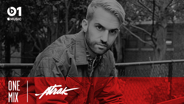 A-Trak Brings His Expert Turntablism to Beats 1 One Mix [INTERVIEW]